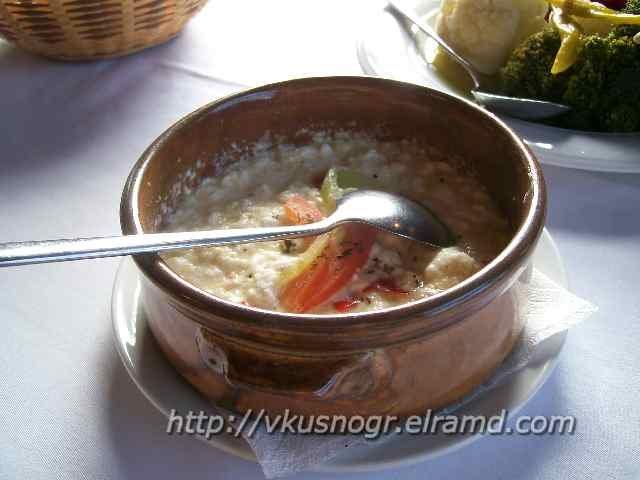 Буюрди - закуска из феты