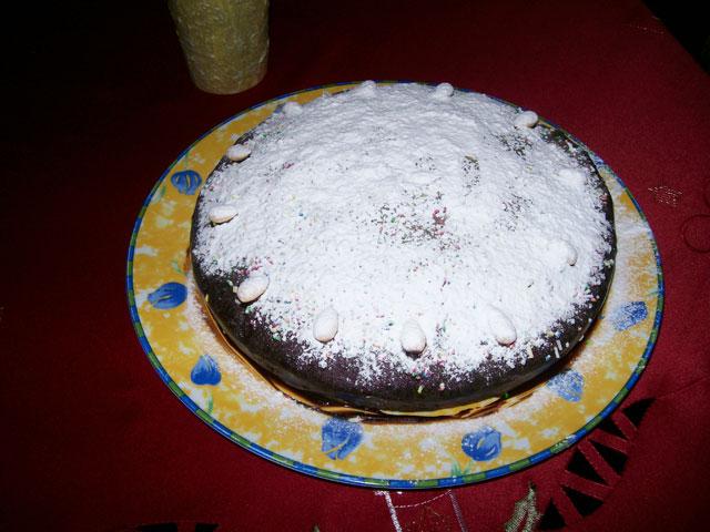 Новогодний пирог василопита