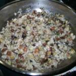Перец фаршированный рисом