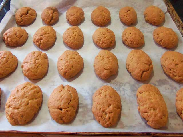Меломакарона - медовое печенье