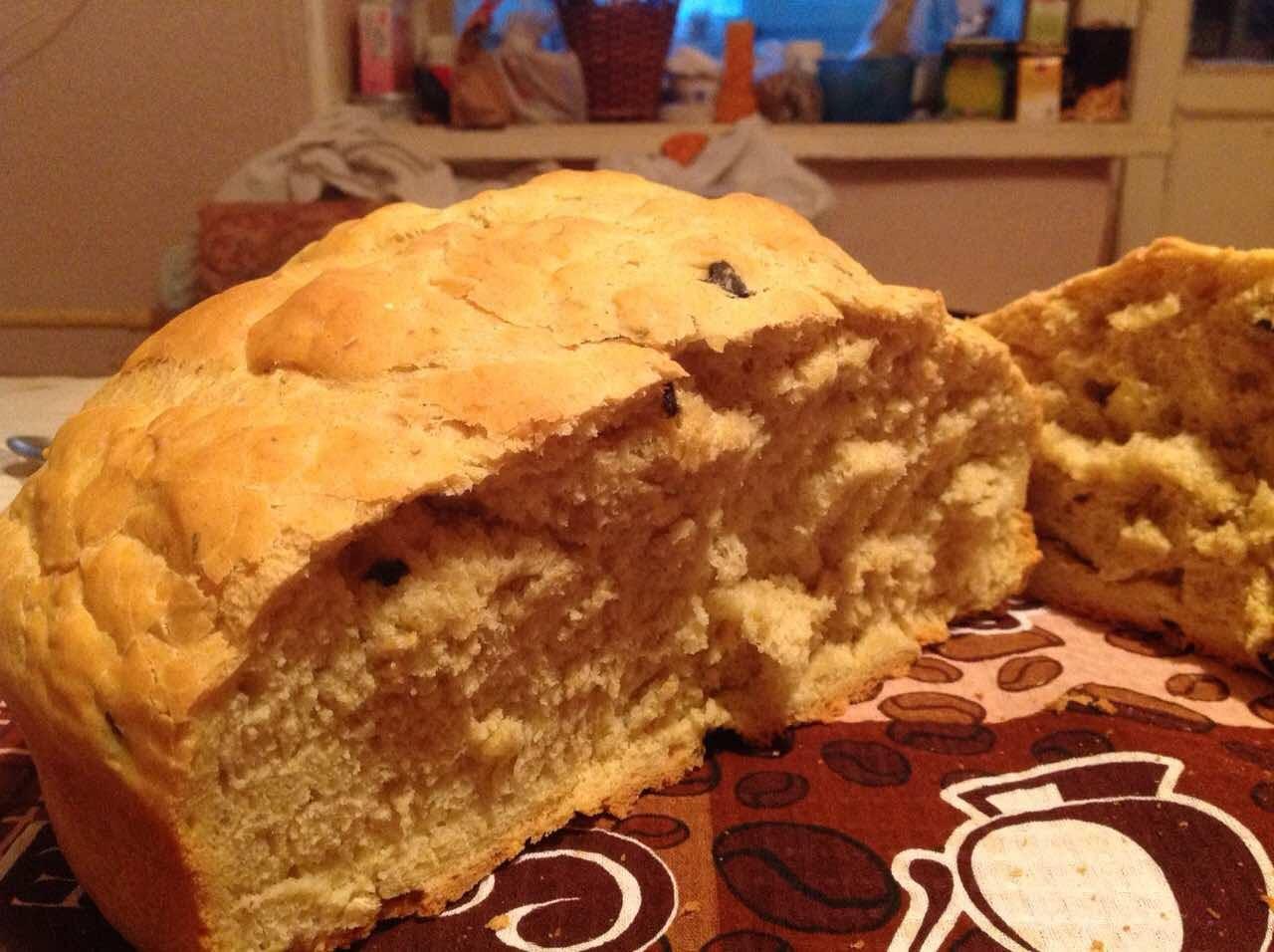 Хлеб по греческому рецепту
