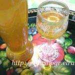 Домашний мандариновый ликер рецепт